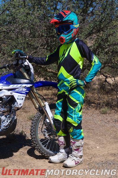 fly womens motocross gear fly racing kinetic s racewear road test