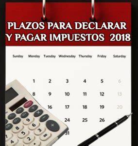 minhacienda estableci plazos para declarar impuestos en 2016 decreto n 186 1951 plazos para declarar impuestos 2018 cr
