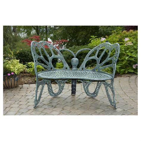 outdoor butterfly bench flowerhouse 174 butterfly bench antique 425239 patio