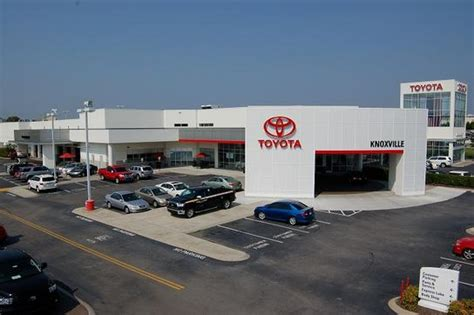Toyota Of Knoxville Service Toyota Knoxville Knoxville Tn 37922 1948 Car Dealership