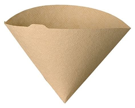 Sale Paper Coffee Filter Untuk Alat V60 Size 01 Isi 40 Lembar hario v60 misarashi coffee paper filter size 02 100 count home garden household