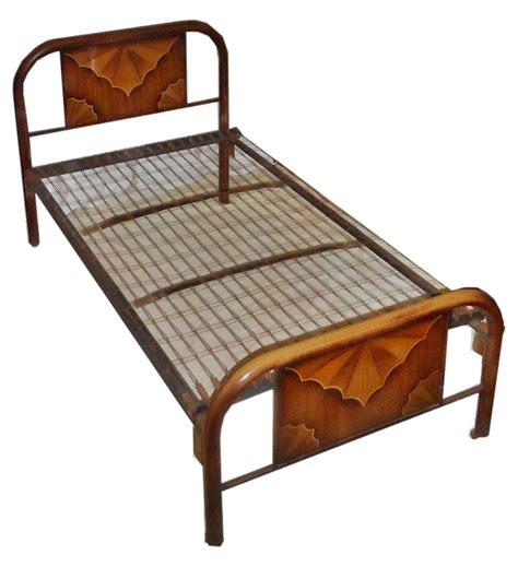 cama de metal cama individual antigua de metal 1 149 00 en mercado libre