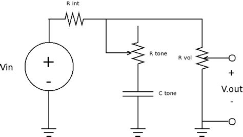 Lifier Volume by Digital Tone With Max5406 Circuit Schematic