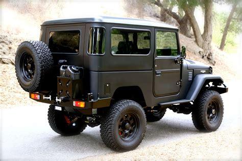 toyota jeep inside inside icon s super tough trucks toyota land cruiser