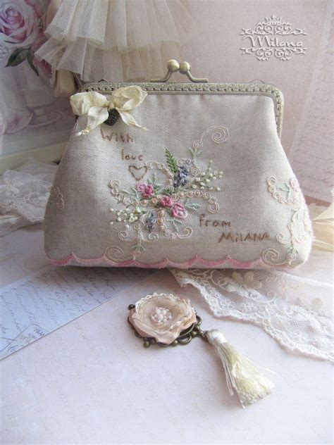 Jinny Ribbon Wallet Dompet Pita 1000 images about вышивка лентами silk ribbon embroidery on