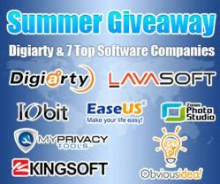 Software Giveaway Sites - software giveaway at winxdvd com antivirus pc speedup partition manager