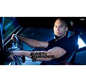 Fast And Furious 6 Dominic Toretto Wallpaper  ImageBankbiz