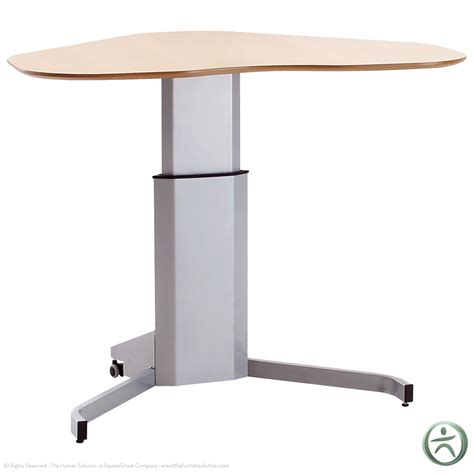 Sit Stand Desk Shop Conset 501 7 Laminate Electric Sit Stand Desk