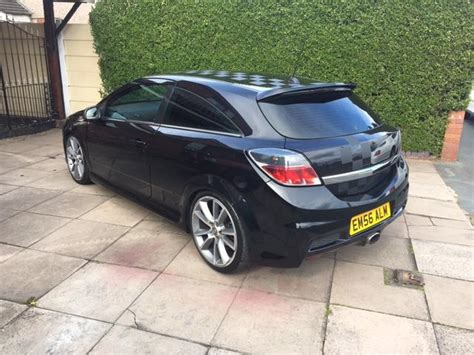 vauxhall astra vxr modified 2006 vauxhall astra vxr black modified dudley wolverhton