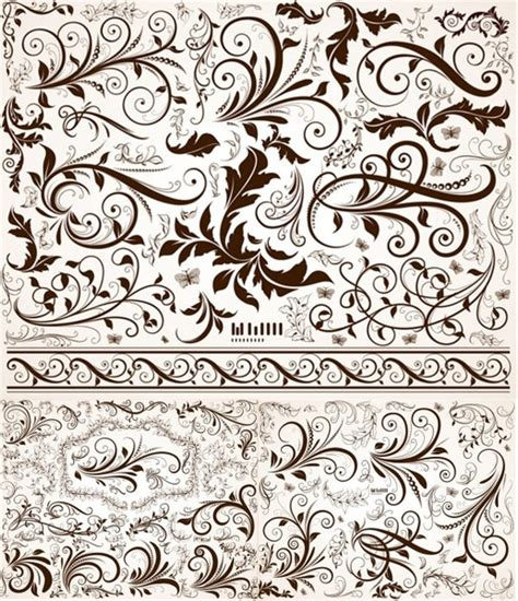 pattern europe vector european pattern vector free vector in encapsulated