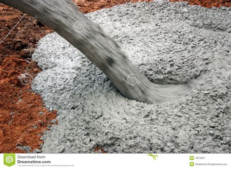 Floor Plans Download by Pouring Cement Stock Image Image Of Cement Grey