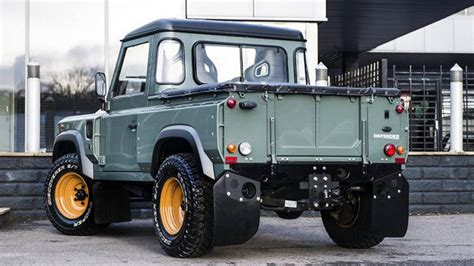 land rover defender 2020 land rover defender pickup single cab rumored for 2020 launch