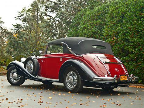 mercedes 540k cabriolet c 1937 38