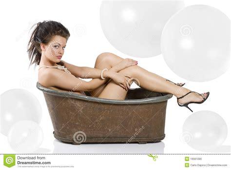 mature bathtub old fashion bathtub stock photo image 16561090
