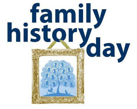 family history family history day