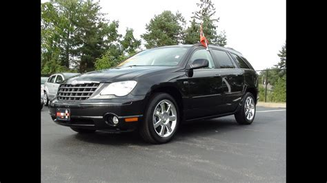 2008 Chrysler Pacifica Touring by Mvs 2008 Chrysler Pacifica Touring Awd