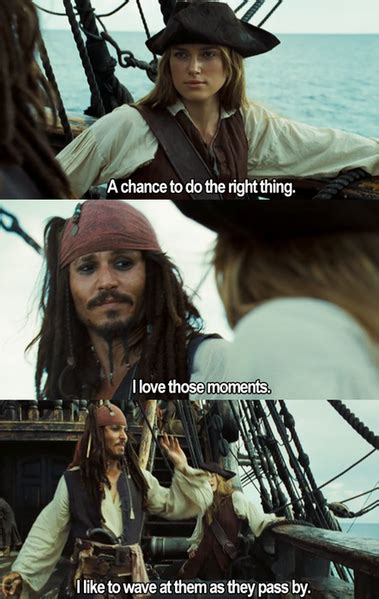 film quotes pirates of the caribbean funny jack sparrow johnny depp movie quote pirates