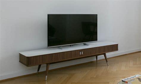 Corian Tv Unit by Meuble Tv Point Design Scandinave En Bois Naver Collection
