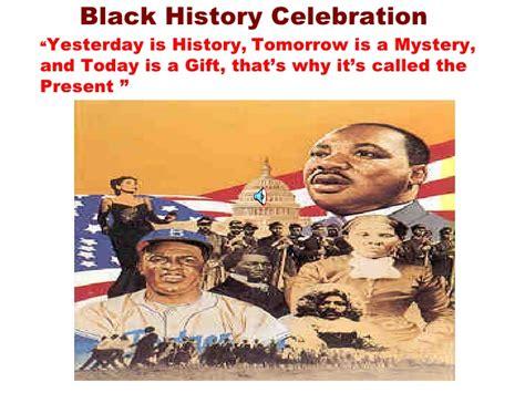 history of celebration celebration of history