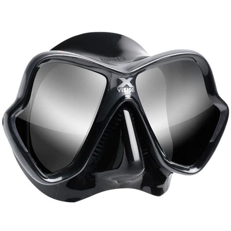 x vision mares x vision ultra liquidskin mask mirrored lenses
