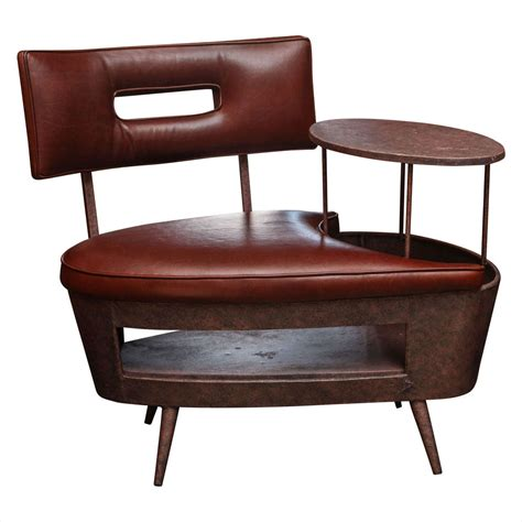 office furniture bench telephone chair with table combo at 1stdibs