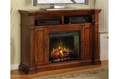 legends furniture berkshire electric fireplace tv stand