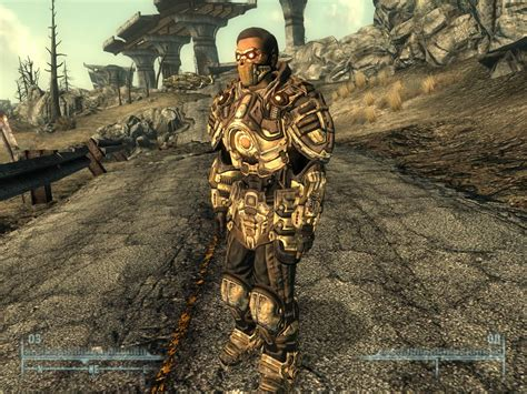 mod freebooter armor for type3 fallout 3 fallout mod freeboter armor fallout 3 mod ut3 iron guard armor download