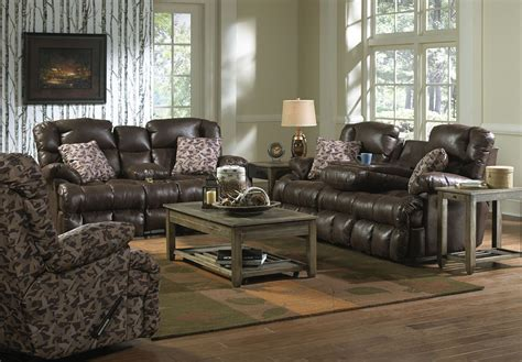 camouflage living room furniture cedar creek sable and duck camo lay flat reclining living