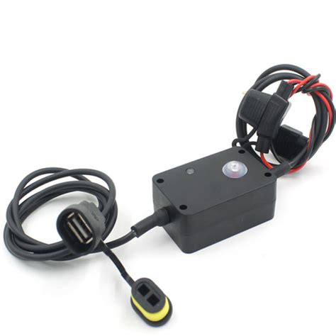 Motorcycle Usb Charger buy weatherproof motorcycle usb cell phone gps charger bazaargadgets