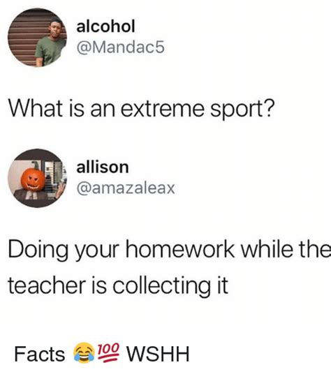 What Is A Me Me - alcohol what is an extreme sport allison doing your