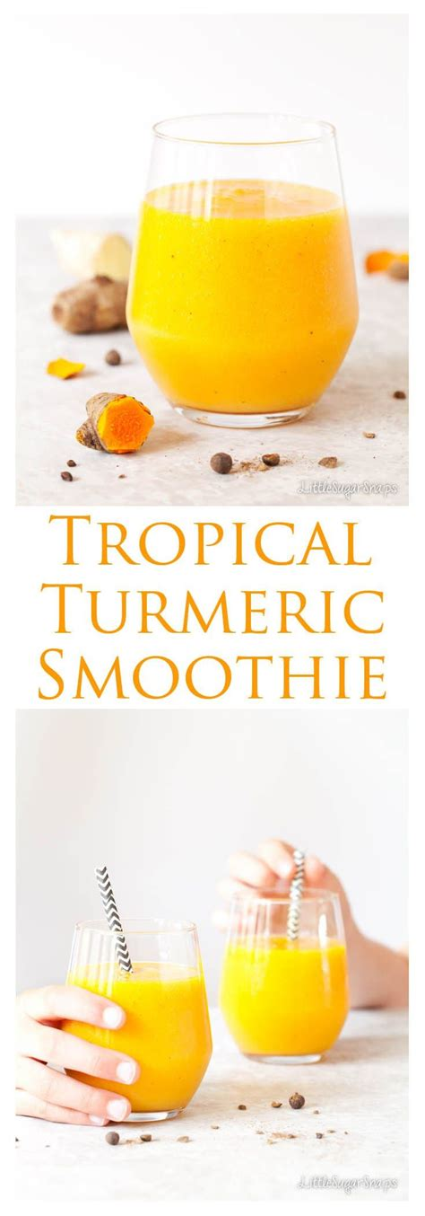 Turmeric Detox Smoothie by 1000 Ideas About Turmeric Smoothie On