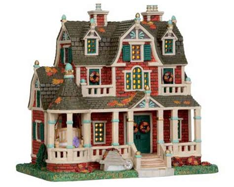 lemax village collection robinson house 15260