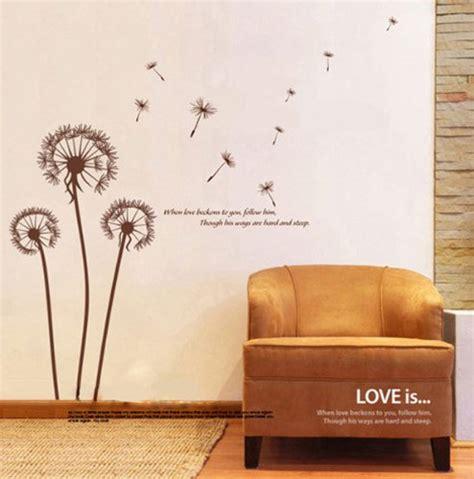 Wandtattoo Kinderzimmer Pusteblume by Wandsticker Pusteblume Onlineshop Mit G 252 Nstigen Preisen