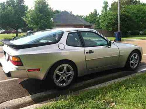 how to learn everything about cars 1988 porsche 911 parking system find used 1988 porsche 944 2 5 n a in olive branch mississippi united states