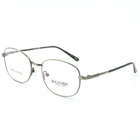 Metal Frame Square Glasses vintage mens square eyeglasses frames metal glasses rx