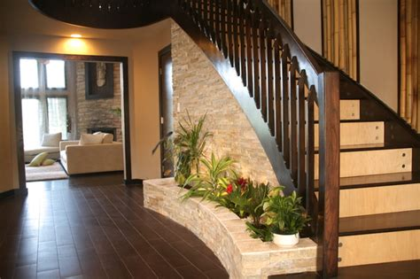 Residential Stairs Design Residential Design And Remodeling Contemporary Staircase New York By Mnm Design Studio Inc