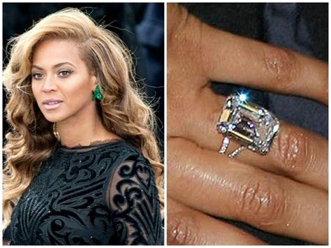 beyonce and z make beautiful jewelry how many carats