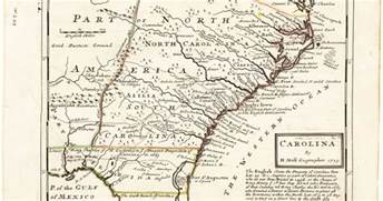 carolina was a lived royal colony our state