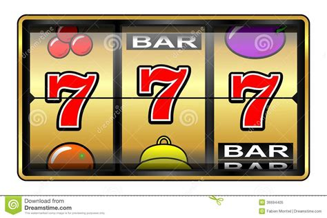 gambling illustration 777 stock illustration image of