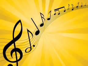 introductions music melody ppt backgrounds black music