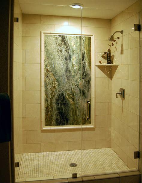 crema marfil marble shower traditional bathroom san