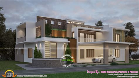 house design classic classic contemporary house kerala home design and floor plans