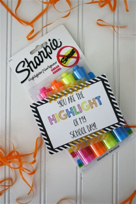 back to school gift with back to school gift 5 sharpies anchored