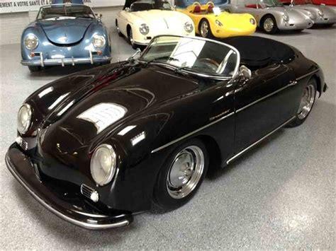 Speedster Porsche by 1957 Porsche Speedster For Sale Classiccars Cc 614563