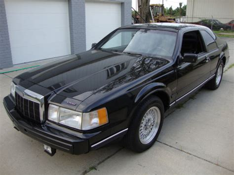 lincoln v11 1990 lincoln vii lsc special edition for sale photos