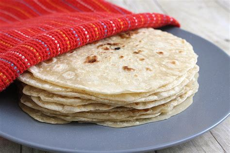 Handmade Tortillas - flour tortillas tracey s culinary adventures