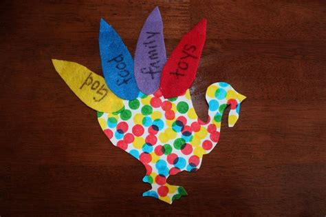 easy thanksgiving craft for 4 easy thanksgiving crafts