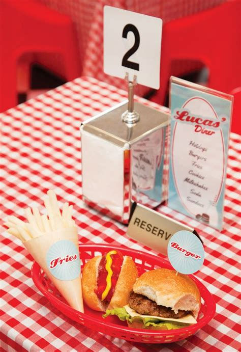 diner theme decorations 25 best ideas about 50s decorations on