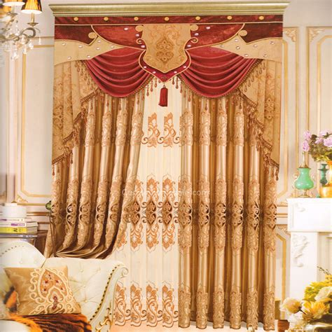 gold patterned curtains vintage chenille gold patterned better homes curtains no