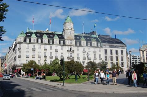 Grand Hotel Oslo Europe grand hotel oslo where you ll stay amongst royalty